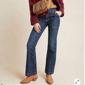 Anthropologie Pilcro High-Rise Jeans